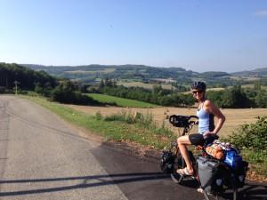 De Groene weg naar Chabeuil