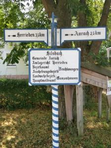 Welke kant zullen we eens opgaan? Fietsen langs de Limesroute