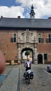 Beringen, poort naar het Begijnhof