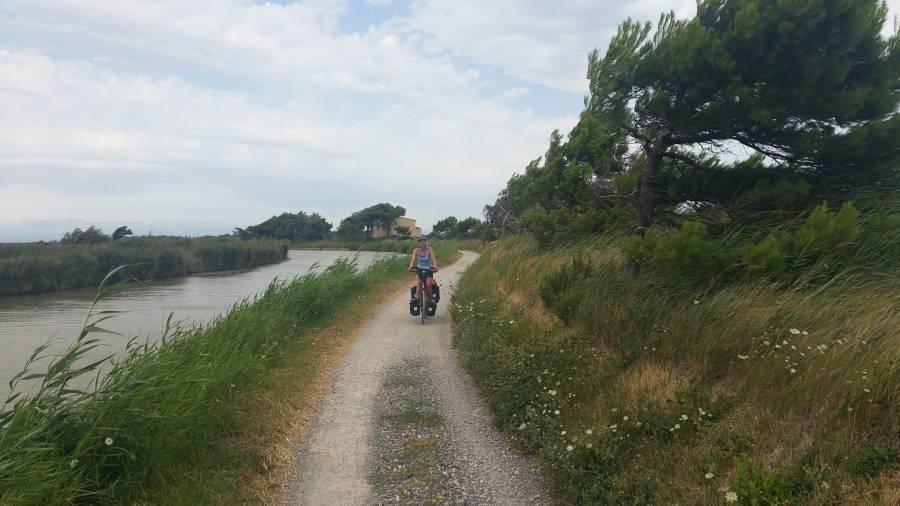 Dag 31 cuxac d 39 aude port la nouvelle weg op de fiets - Camping municipal port la nouvelle ...