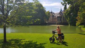 """Onderdeel van """"de 100 kastelentocht"""": Schloss Darfeld"""
