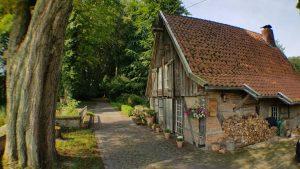 Wonen Hans en Grietje in dit huisje te Haestrup?