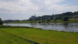 En verder langs de Elbe!