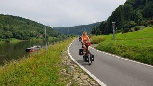 Op de fiets naar Tsjechië langs de Elbe