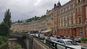 Karlovy Vary, kuuroord in Tsjechie