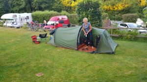 Op camping LaPlage in Robertville