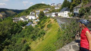Uitzicht op Dasburg