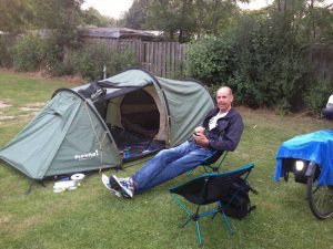 Camping de Koornse Molen in Zeventhuizen