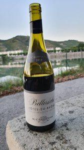 In Tournon is het tijd een wijntje open te trekken